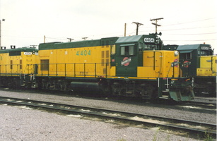 C&NW 4404