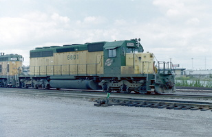 C&NW 6601
