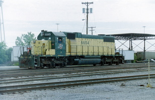 C&NW 6654 (2)