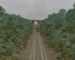 Screenshot London to Brighton 50.98449--0.11301 11-22-03