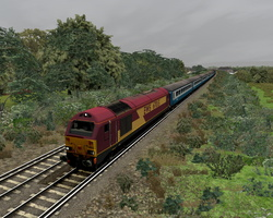 Screenshot London to Brighton 51.24538--0.15610 11-04-23