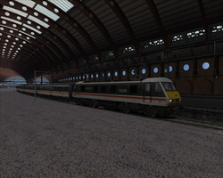 Screenshot Newcastle to York - Modern 53.95843--1.09335 19-49-19