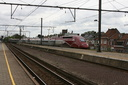 Thalys trains in Belgium